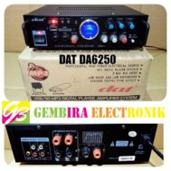 AMPLIFIER KARAOKE DAT DA 6250