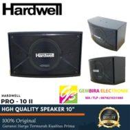 Speaker Hardwell PRO 10 II