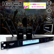 Mic Wireless Hardwell URD 9