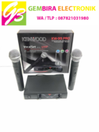 Mic Wireless Kenwood KW-99 Pro Handle Microphone Wireles