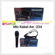 Mic Kabel Aiwa AW 234