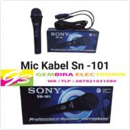 Mic Kabel Sony SN 101