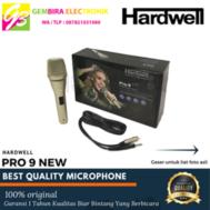 Microphone Kabel HARDWELL PRO 9 New Kualitas