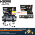 Mic Wireless Hardwell CLX 9004 U 4 Channel Dual Handle Dual Headset