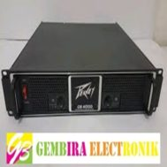 Power Ampli Peavey Cs 4000