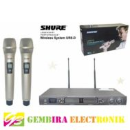 Mic Wireless SHURE UR8D