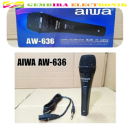 MICROPHONE KABEL AIWA AW-636