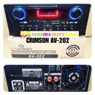 Amplifier Karaoke AV 202