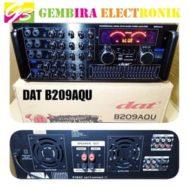 Ampli Karaoke DAT B209AQU
