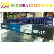 EQUALIZER ASHLEY MQX 215 ORIGINAL