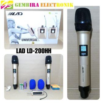 Mic Portable LAD LD 200HH
