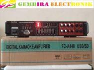 AMPLI KARAOKE FIRST CLASS FC-A448