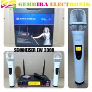 Original Mic Wireless SENNHEISER EW 3300 FREE KOPER