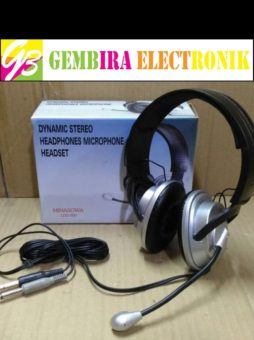 Original headphone microphone headset minasowa led 500