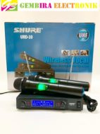 MIC SHURE URD 10 ( HANDHELD ) WIRELESS MICROPHONE