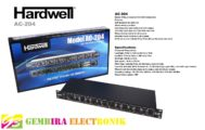 New Crossover Hardwell AC204 ORYGINAL Ac 204 Stereo 4way PLUS SUBWOOFE