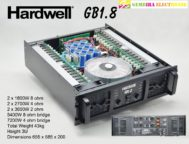 Amplifier Hardwel GB1.8