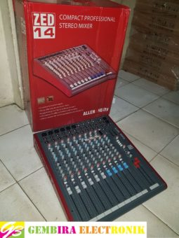 Allen & Heath ZED-14 Mixer