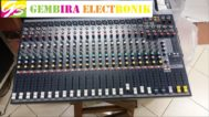 MIXER SOUNDCRAFT EFX 20 20CH 20 CHANNEL