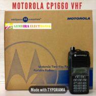 HT Handy Talky Motorola CP1660 / CP1660 VHF