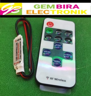 Dimmer LED Controller Wireless