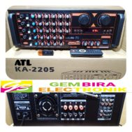 Amplifier Karaoke ATL BT-2205