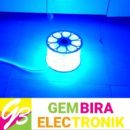 Selang LED 144 Light Biru