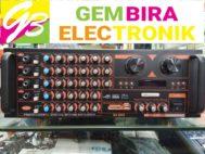 Mixer Ampli Karaoke KA 2205