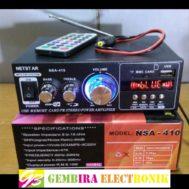 Ampli Bluetooth NETSTAR NSA 410