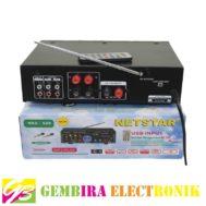 Amplifier NETSTAR NSA 525 ampli