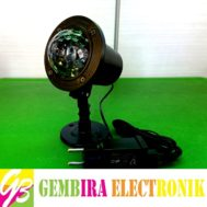 Lampu Projector LED Water Effect RGB
