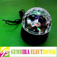 LED Crystal Magic Disco Ball Light