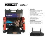 Microphone Hardwell Vocal -1 Handle2
