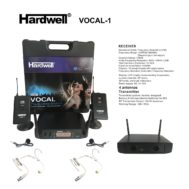 microphone Hardwell Vocal -1 Clip2 + Headaet Lidi
