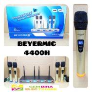 MICROPHONE BEYERMIC 4400 H (4 PEGANG)