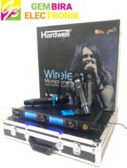 Mic Wireless Hardwell Concert 7 ORIGINAL