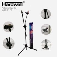 Stand Mic Hardwell + Bracket Jandphone ST-777