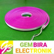Neon Flexible LED 12V Purple