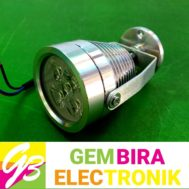 Lampu Taman LED 5 Watt