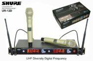 Microphone Shure UR 12D