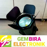 Fresnel LED 200w COB 2in1