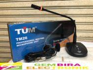 Mic Meja / Microphone Meeting TUM TM-26 Electret Condensor