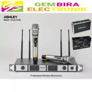MIC Wireless ASHLEY VOCAL ARTIST + HARDCASE ( ORIGINAL )