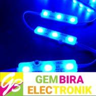 LED Module 3 Mata Biru