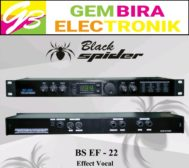 Effect Vocal Blackspider BS EF-22