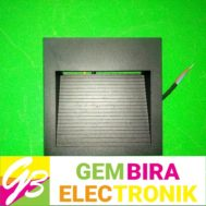 LED Dinding Panel Tipis 3 Watt