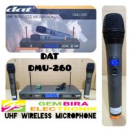microphone dat serie 260 wireless