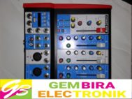 Mixer Pewie 4 CHNL MX 480II