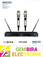 Mic Wireless DBK JTSS 3950 Original