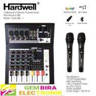 Power Mixer Hardwell Turbomix 1